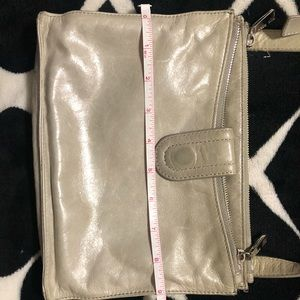 Hobo grey small bag